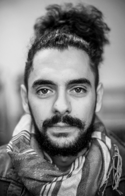 """Claudio 1) I see a self-confident young man, but I never define properly who I am. I'm 25 years old, I've recently begun to work, I'm a dark-haired boy with beard. 2) Because the word """"human"""" is too vague, whereas boy is clearer. I would never say I'm a human. 3) Identity is the way of being we show the others from several perspective. 4) I think prejudices aren't strictly due to identity, but to our personal characteristics and ways of being, which however are parts of our identity. Human being is a natural part of identity that all people have in common, but I don't consider it the fundamental part to overcome prejudices."""